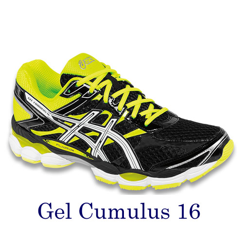 asics cumulus 16 pronation