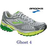 Brooks Ghost 4